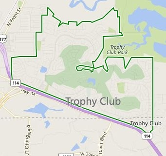 City of Trophy Club