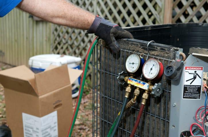 Air Conditioner Unit Repair