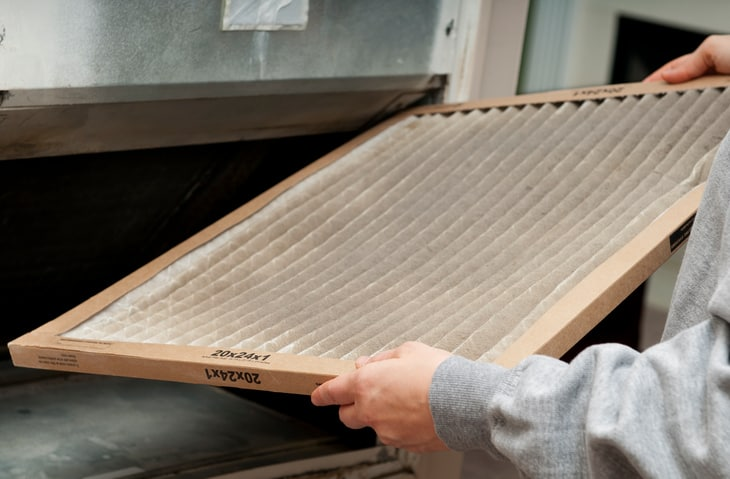 Changing your Home Air Filter